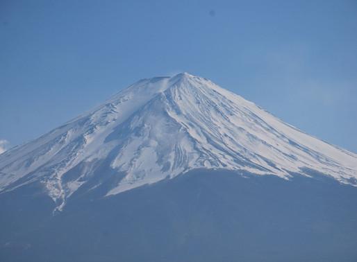 4 gute Gründe um zum Fuji zu reisen