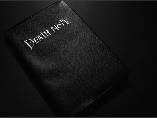 Anime Review: Death Note