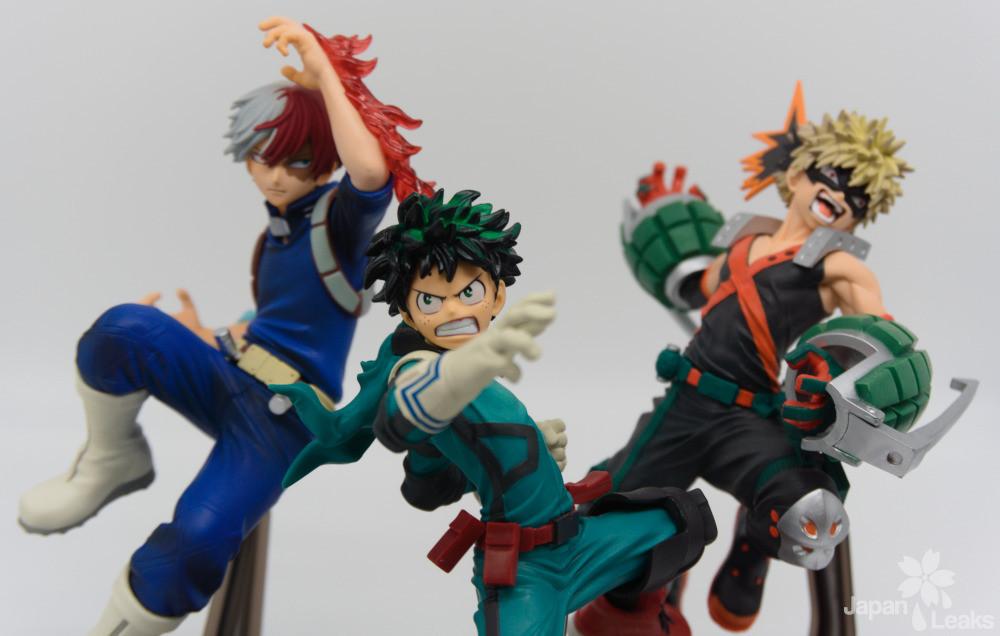 Merchandise Figuren - My Hero Academia