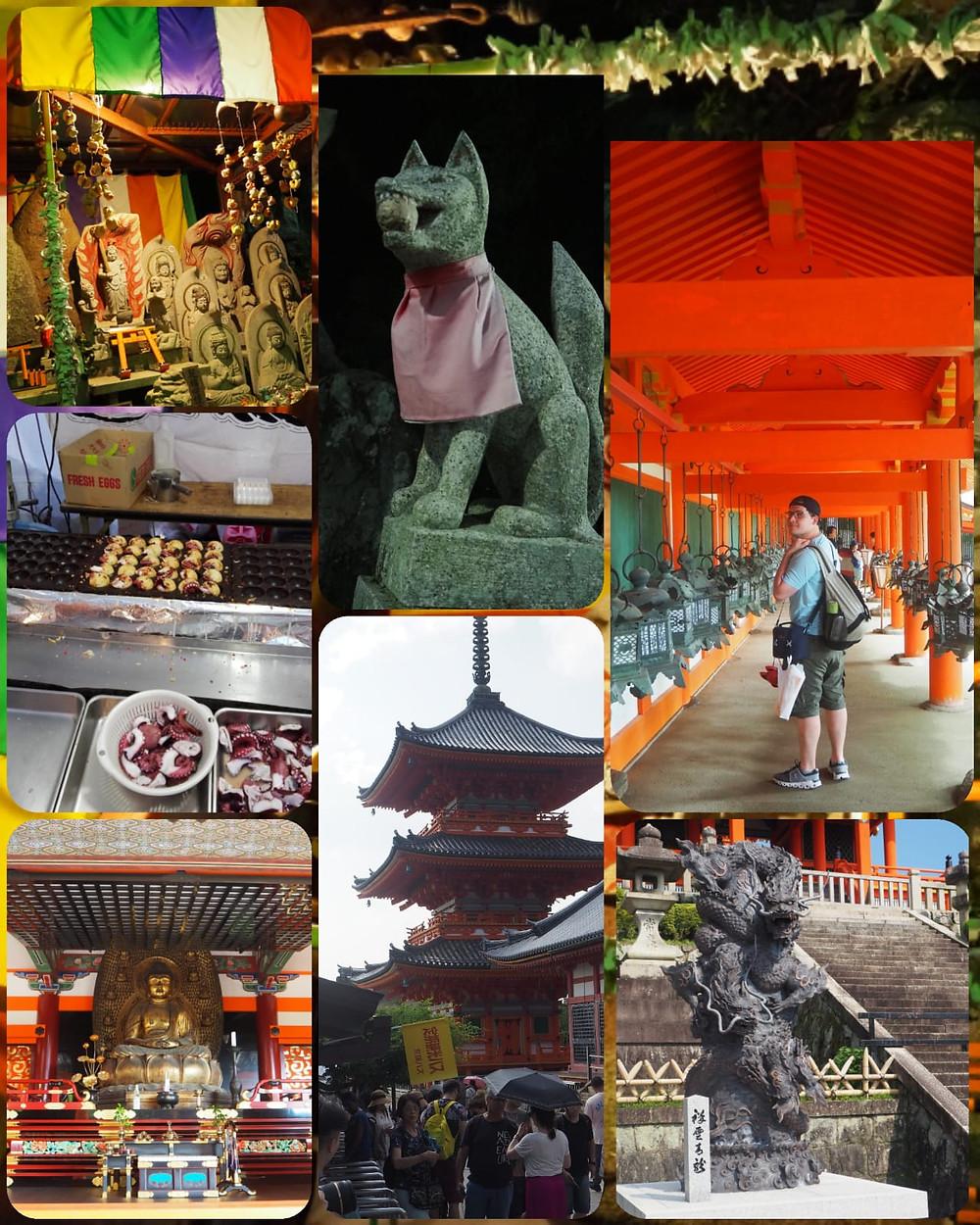 Erlebnisse in Kyoto