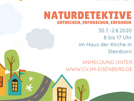 "Ferienprogramm ""Naturdetektive"""
