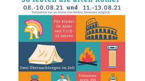 Sommer-Zelttage 2021