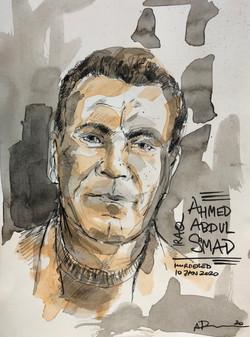 IRAK_Ahmed Abdul Samad 2020