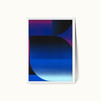 Tangram Slice III | Limited Edition Giclee Print | 50 x 70cm