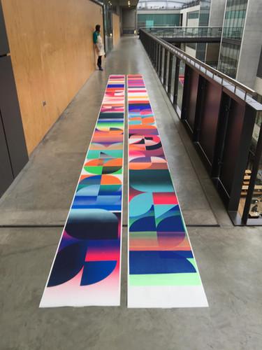 Tangram | Screen-printing