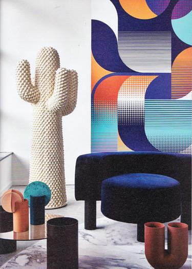 Elle Decoration NL | Pop up office