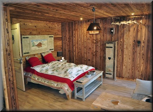 Chambre quadruple Aspen