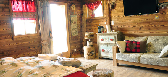 Chambre double Cran Montana