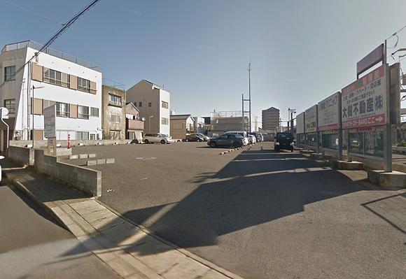 【駐車場】銚子駅隣地
