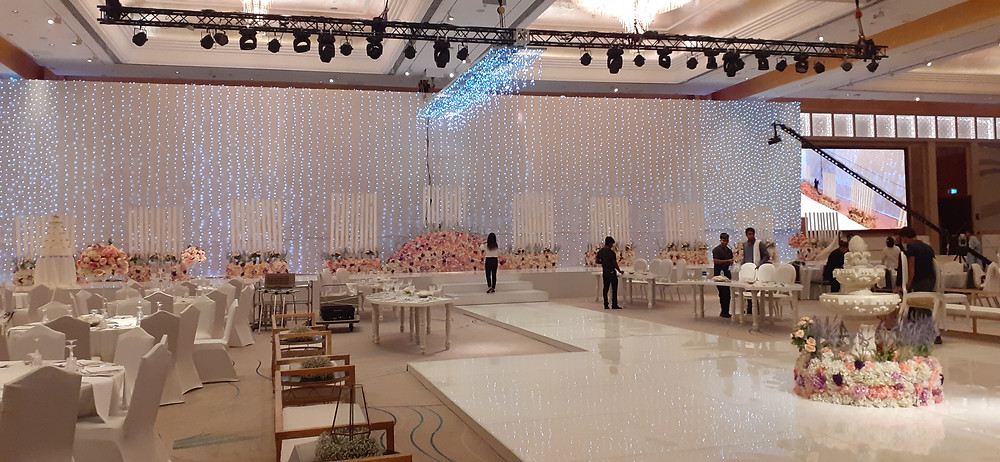EventZtec Wedding Lighting