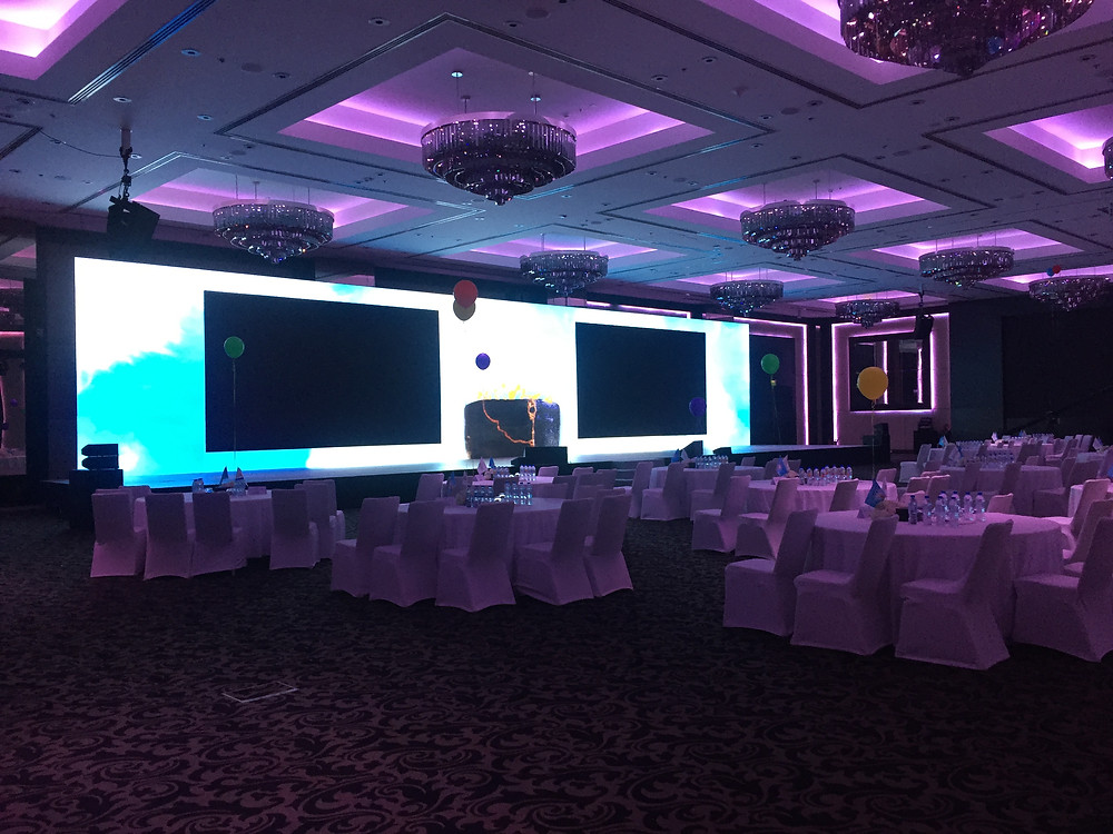 LED The New In Thing In The Event Industry