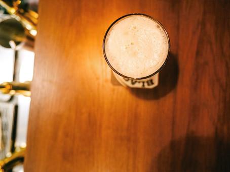 Beer makes you creative! クリエイティブになりたいならビールを飲め