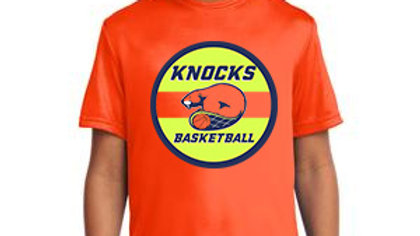 Knocks Logo Dri-Fit Tee