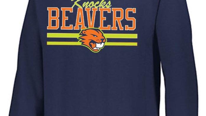 Knocks Varsity Crew Neck Sweatshirt