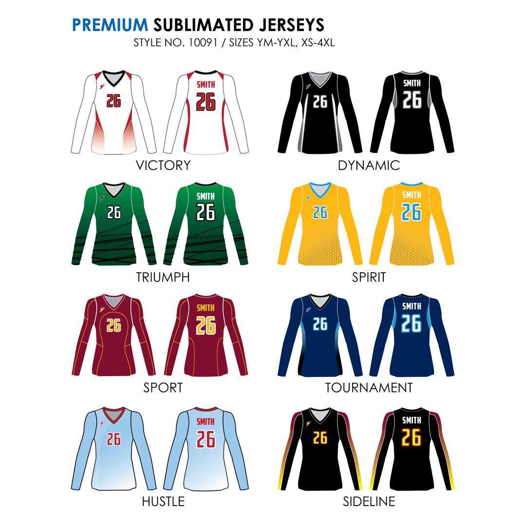 Premium Jerseys
