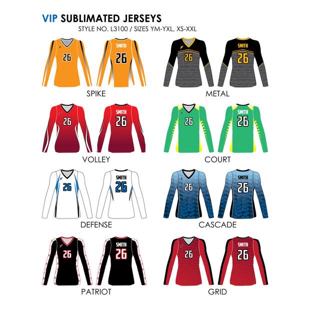 VIP Jerseys