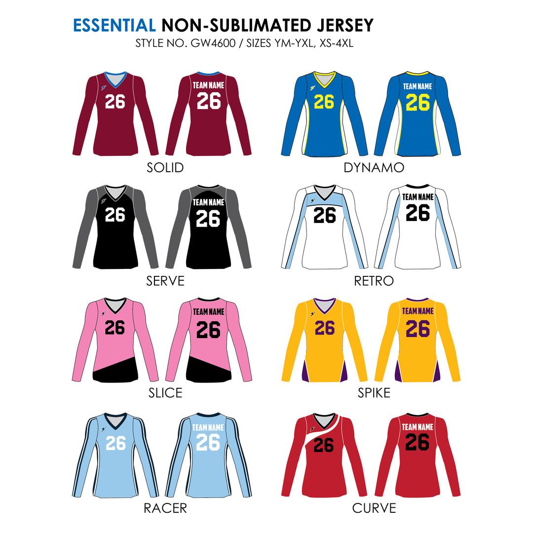 Essential Jerseys