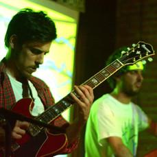 Ignacio playing at the 3rd MDP International Jazz Festival