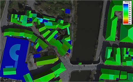 Solarkataster und Grünflächenkataster