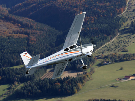 Begleitet: Flying through the air...