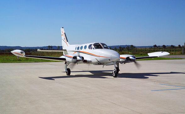 Cessna / Kommune der Zukunft