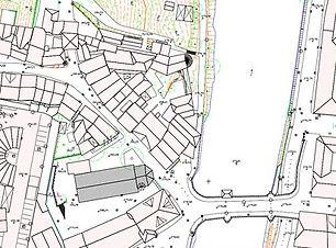 Stadtgrundkarte