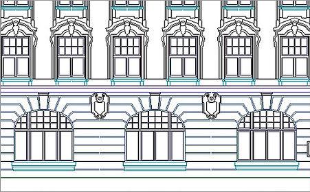 Photogrammetrie Fassaden
