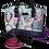Thumbnail: Pastel Horror Mini Crossbody Purse