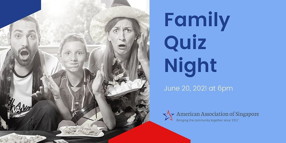 Family Quiz Night: Father's Day Edition