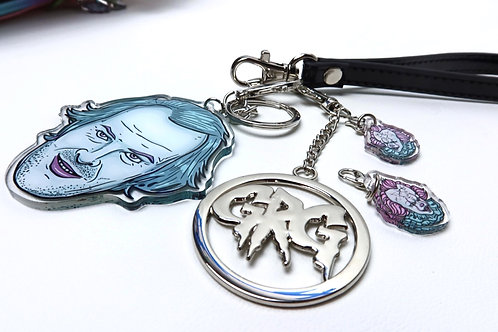 Extra Pastel Horror Charms