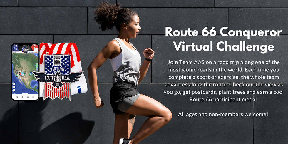 Route 66 Conqueror Virtual Challenge
