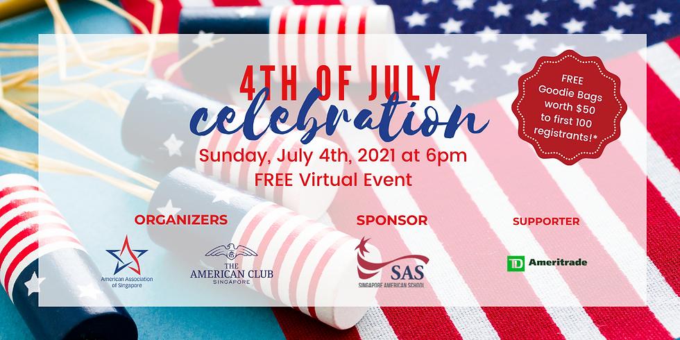 Fourth of July Virtual Celebration