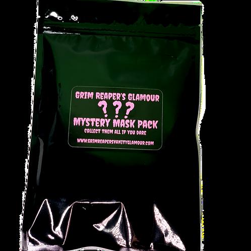 Mystery Mask Pack Includes 3 Regular Masks