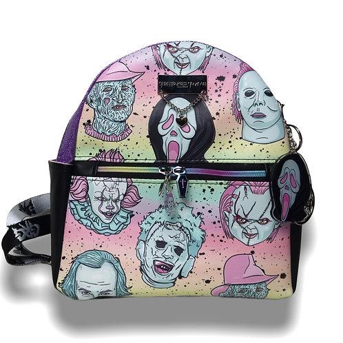 Pastel Horror Mini Backpack