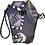 Thumbnail: Gun Metal Say My Name Coffin Wristlet (read full description of this item)