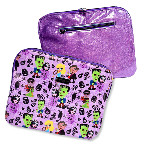 The Munsters Laptop Case - Faux Leather