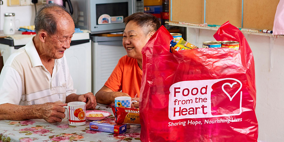 Volunteer: AAS at Food from the Heart
