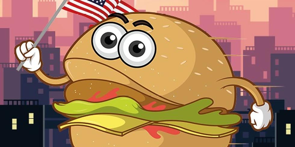 April Burger Crawl: Dallas Restaurant & Bar