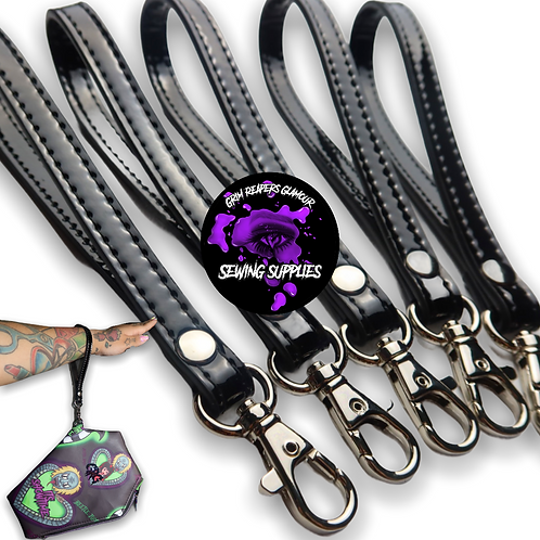 Pack of 5 wrist straps - Manu Exclusive