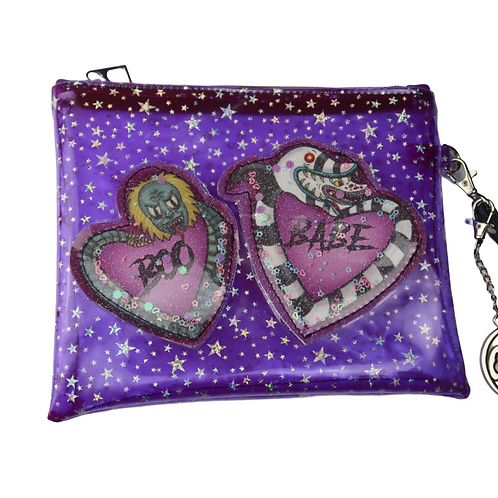 Spooky Jelly Wristlet Say My Name Collection