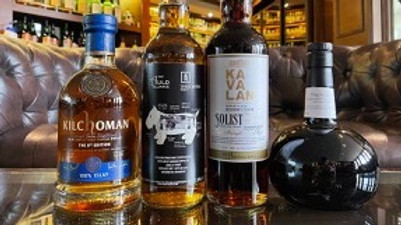 Whisky Tasting with The Auld Alliance