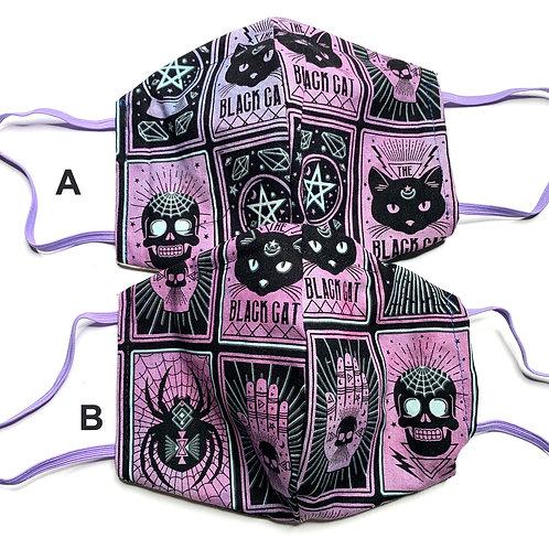 Tarot Cards /Grim Reaper Ghost