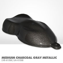 Medium Charcoal Gray Metallic
