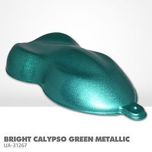 Bright Calypso Green Metallic