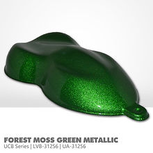 Forest Moss Green Metallic
