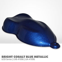 Bright Cobalt Blue Metallic