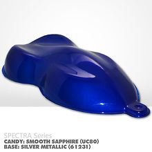 Smooth Sapphire Candy