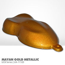 Mayan Gold Metallic