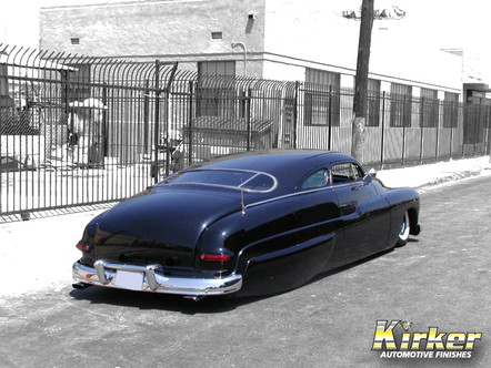 1949 Mercury Super Jet Black (70330)