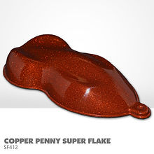 Copper Penny Super Flake